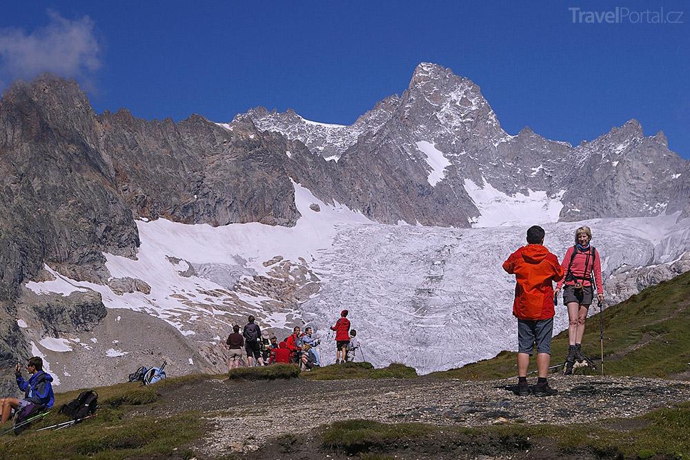 trek Francie hory