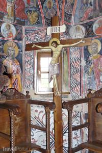 Ježíš v klášteře Meteora