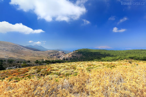 Mount Ataviros Rhodos