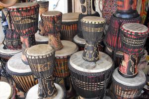 bubny djembe