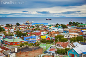 město Punta Arenas