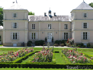 vinařství Chateau de Fesles