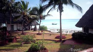 hotel na Zanzibaru