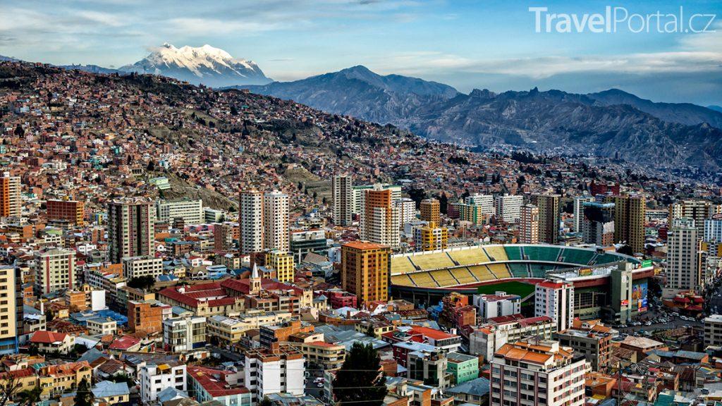 město La Paz