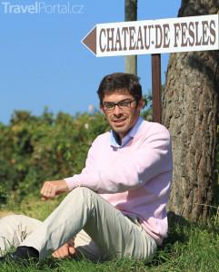 vinař Pierre Jean Sauvion