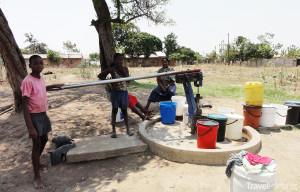 běžný život v Zimbabwe