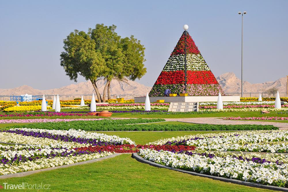 Paradise Gardens ve městě Al Ain