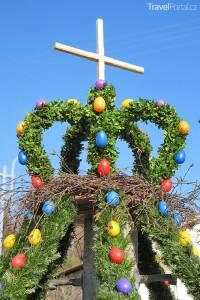 velikonoční kašny