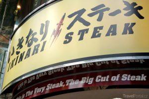 restaurace Ikinari Steak