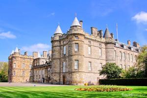 palác Holyroodhouse
