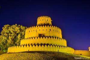 věž pevnosti Jahili