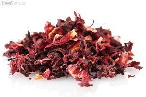 ibiškový čaj