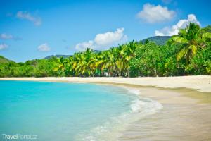 Mezi Britské panenské ostrovy patří i Tortola.