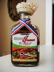 nápoj Mama Juana