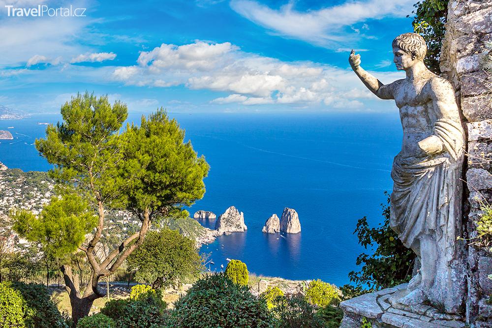 ostrov Capri
