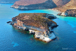 ostrůvek Isola dei Conigli