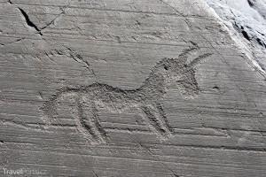 petroglyfy v údolí Val Camonica