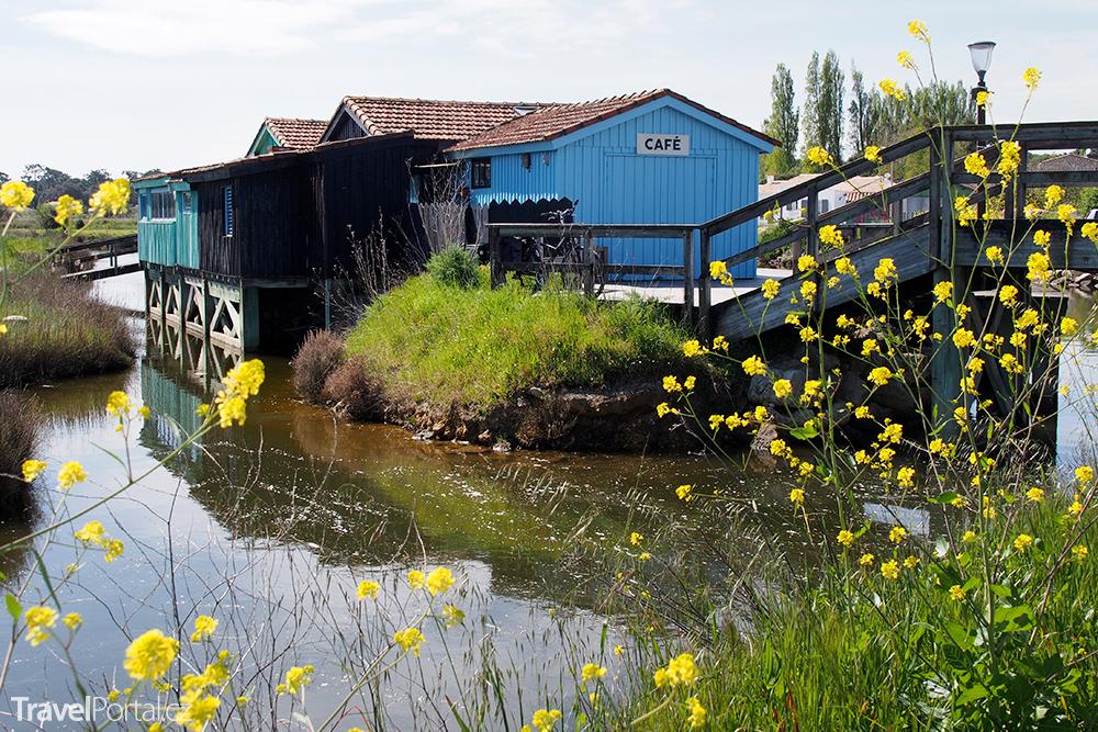 Le Port des Salines na ostrově Oléron