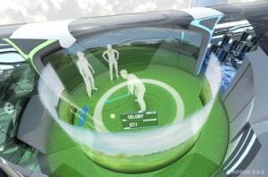 Airbus budoucnosti - golf