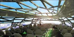 Airbus budoucnosti - kokpit