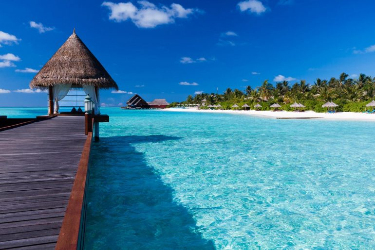 Bora Bora - Francouzská Polynésie