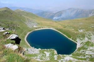 Národní park Pelister v Makedonii