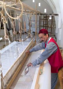 Výroba v Djerba Heritage