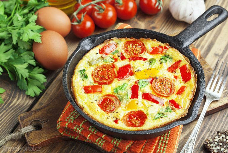 omeleta frittata