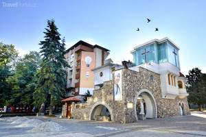 Dům Matky Terezy v Makedonii