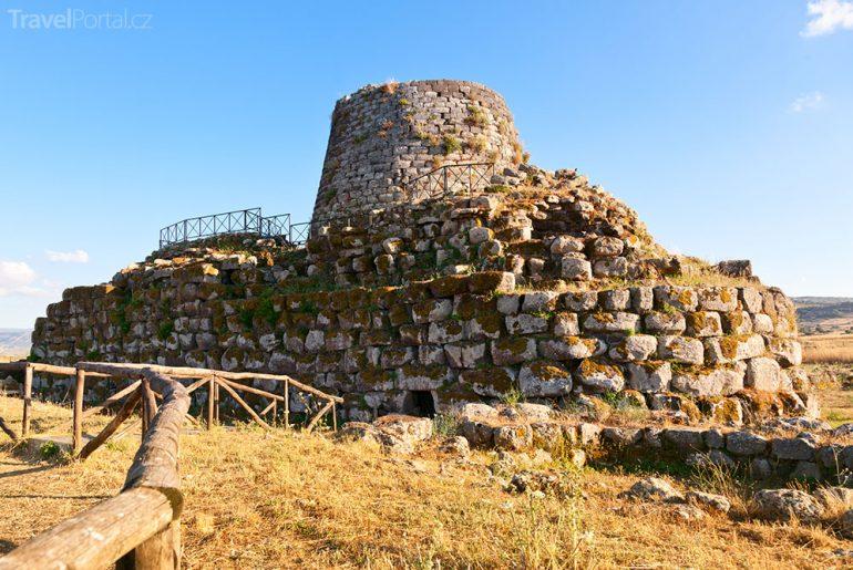 Nuragy Sardinie