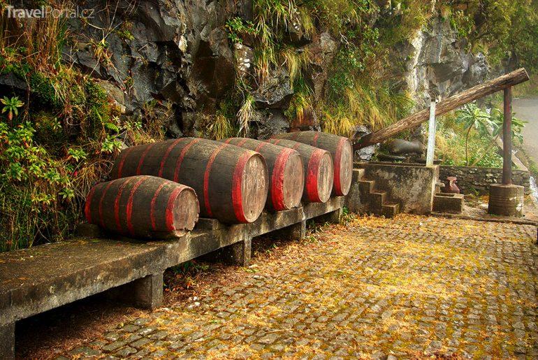Vinařství Madeira