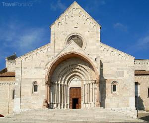 Katedrála v Ankoně