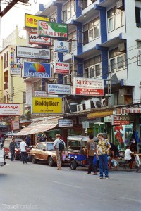 Hotel v Bangkoku
