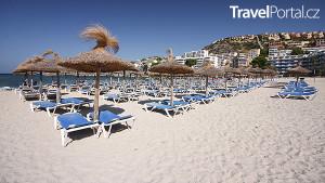 Pláž na Santa Ponsa