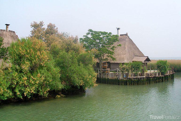 Rybářské domky Lignano