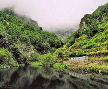 Národní park La Gomera