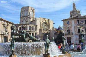 Katedrála ve Valencii