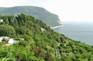 pobřeží Marche
