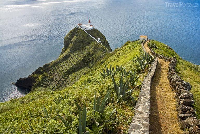 Santa Maria Azorské ostrovy