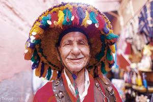 Kejklíř Maroko