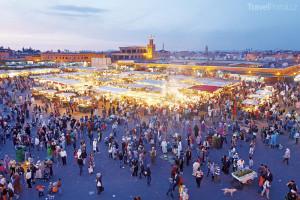 Marrakéš Maroko