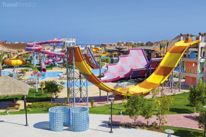 Aquapark Sentido Kahramana Park v Egyptě