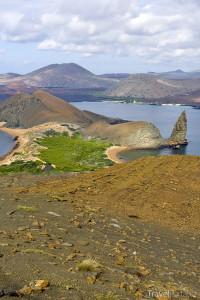 Galapády ostrov