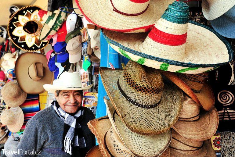 Sombréra Mexiko