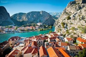 Cetina Chorvatsko