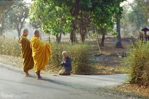 Mniši Thajsko