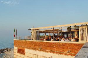 Restaurace v Marche