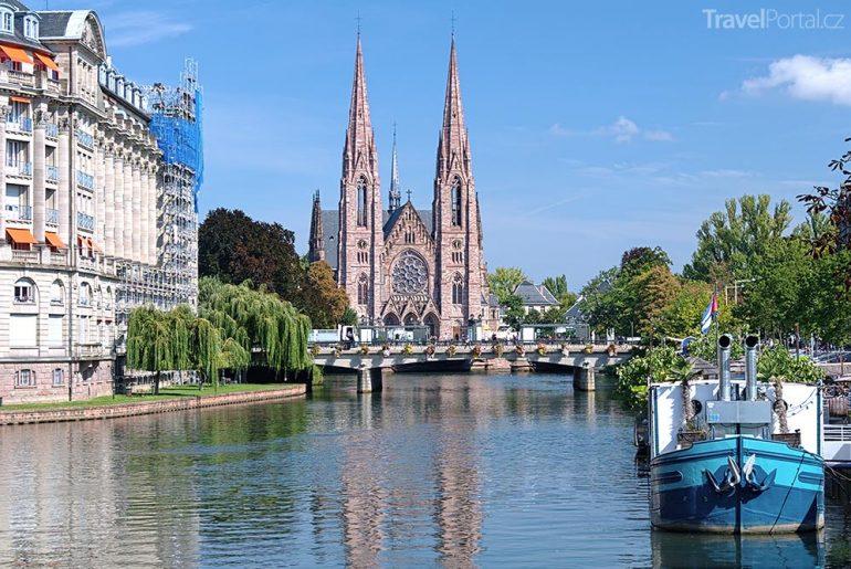Kostel sv. Pavla Štrasburk