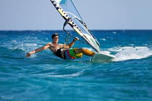 Surfing Kréta