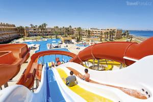 Aquapark Skanes Family Tunisko